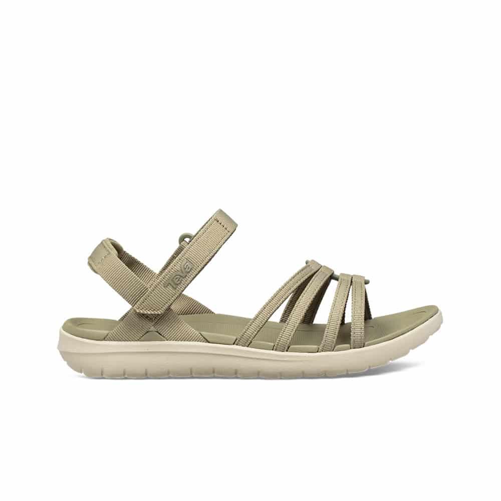 Teva W Sanborn Cota Sandal Burnt Olive