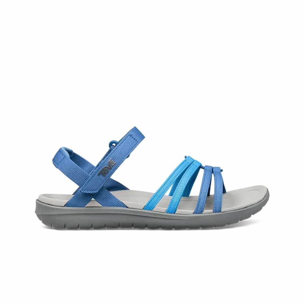 Teva W Sanborn Cota Sandal Dark Blue/French Blue