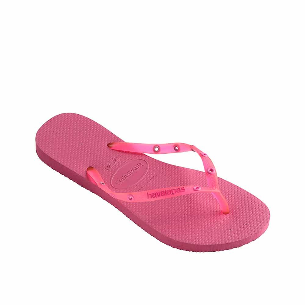 Havaianas Slim Candy Shocking Pink