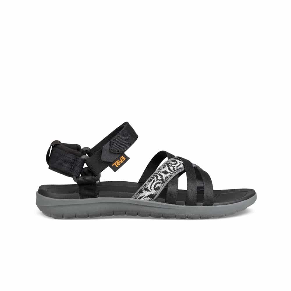 Teva W Sanborn Sandal Thena Grey/Black