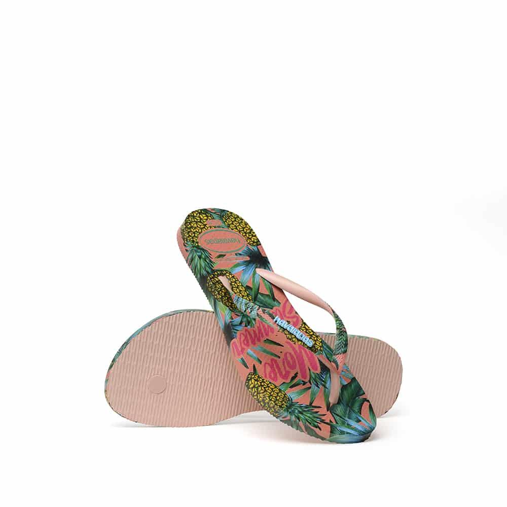 Havaianas Slim Paradiso Ballet Rose