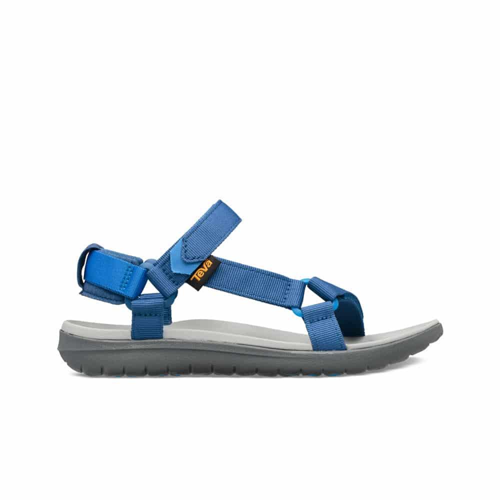 Teva W Sanborn Sandal Dark Blue/French Blue
