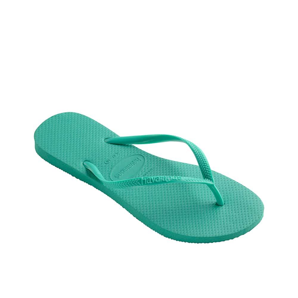 Havaianas Slim Mint Green/Mint Green