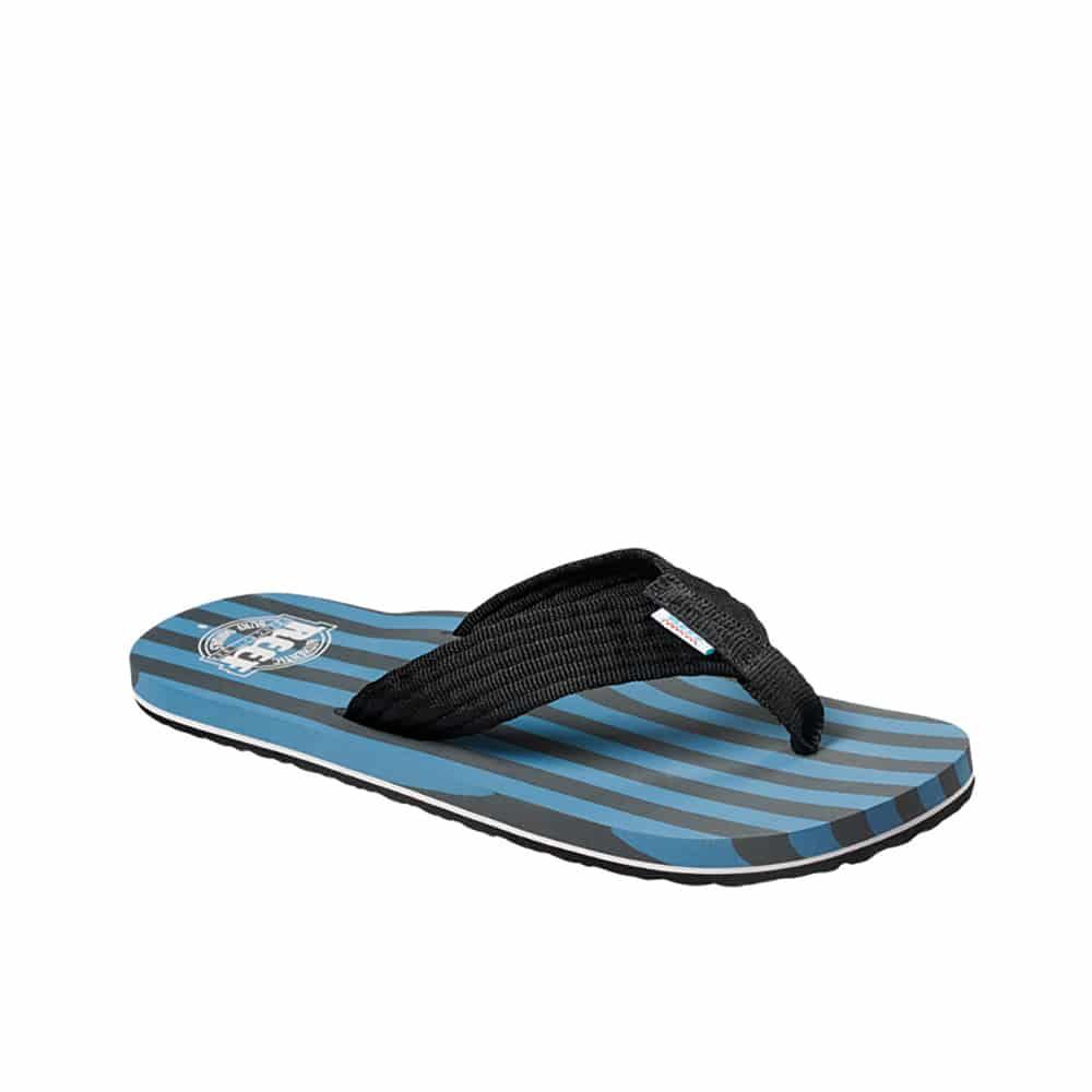 Reef Original Stripes Blue/Black