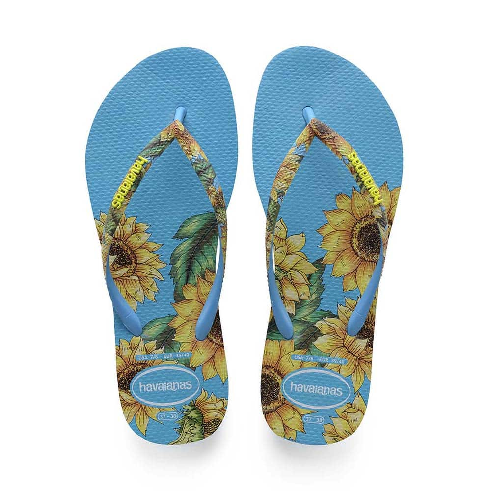 Havaianas Slim Sensation Turquoise