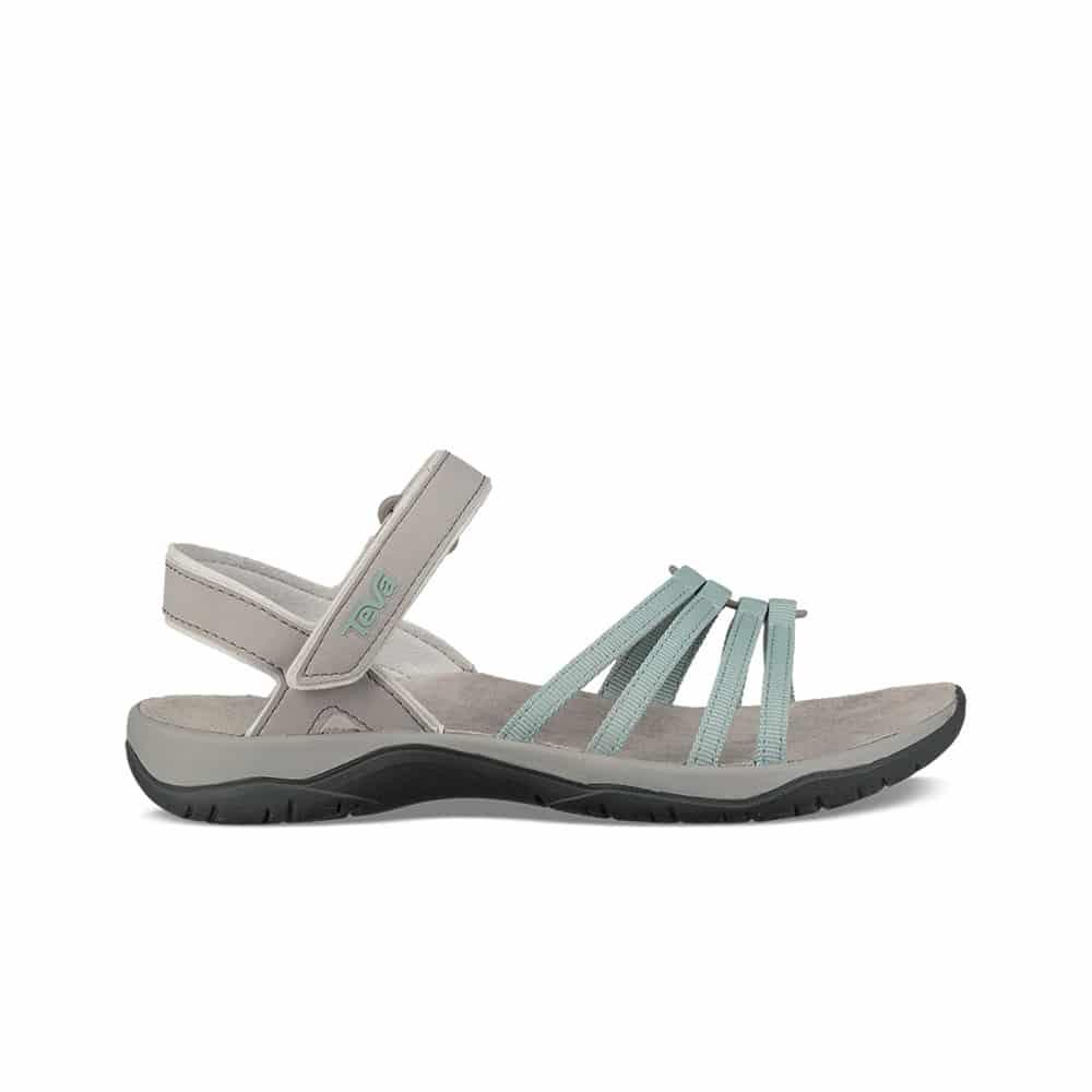 Teva W Elzada Sandal Web Gray Mist
