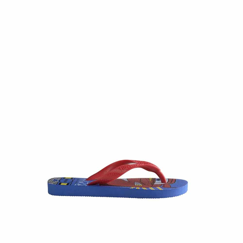 Havaianas Kids Cars Blue Star/Ruby Red