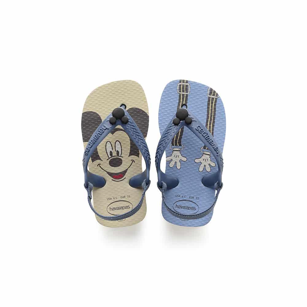 Havaianas Baby Disney Classics II Beige