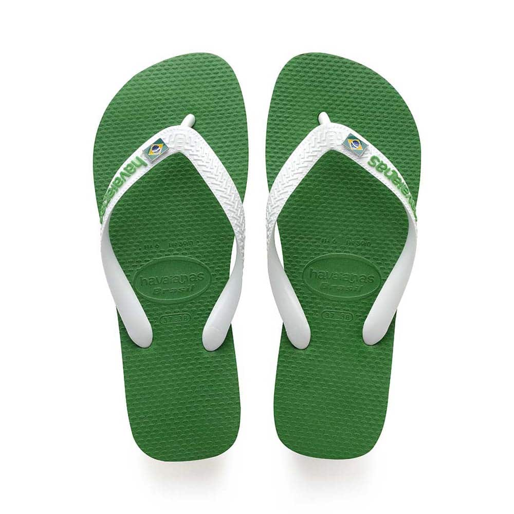 Havaianas Brasil Layers Green