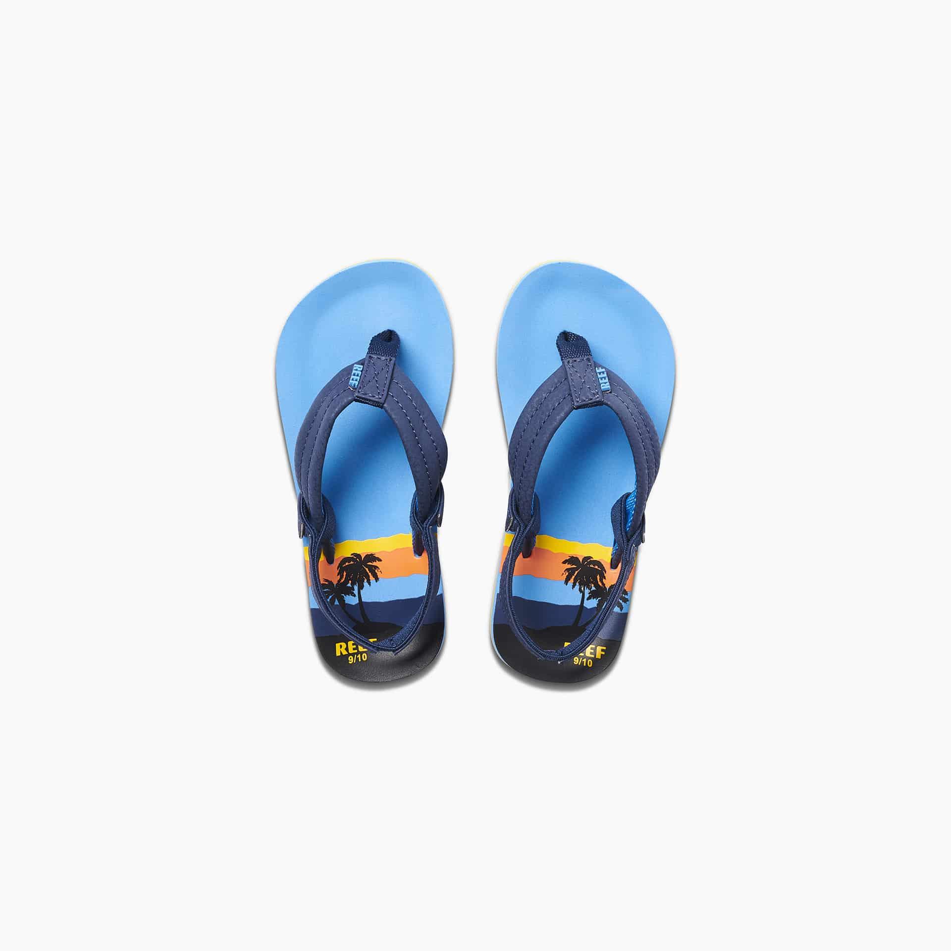 LITTLE AHI BLUE HAWAII